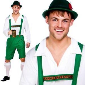 Image is loading Adult-Bavarian-Beer-Guy-Oktoberfest-German-Lederhosen-Fancy - d065182ad092