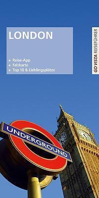 LONDON Reiseführer mit großem FALTPLAN + APP NEU + UNGELESEN AUSGABE 2014
