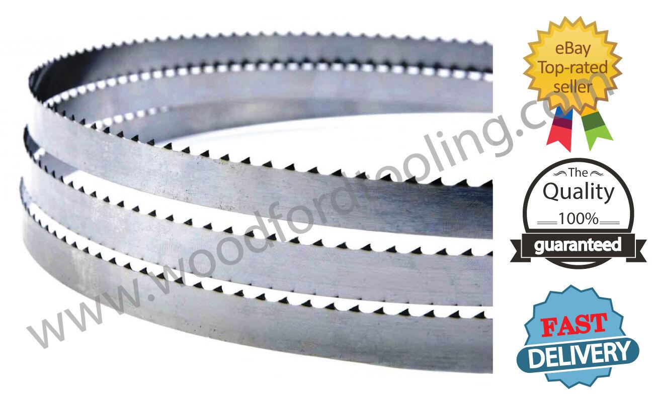 Scheppach HBS32 & BSE32 Bandsaw Blades 1/4