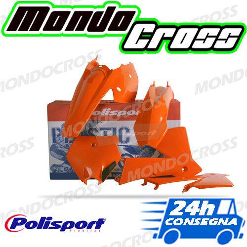 Kit plastiche cross mx POLISPORT Arancione KTM 250 SX 2003 (03)!