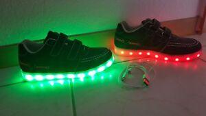 half off e63b0 74e5f Details zu LED Schuhe Gr. 35 ** neu***