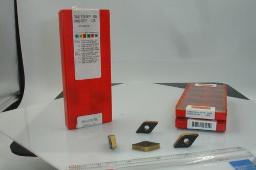 1382 10pcs DNMG 432 PF 4235 SANDVIK Carbide Inserts