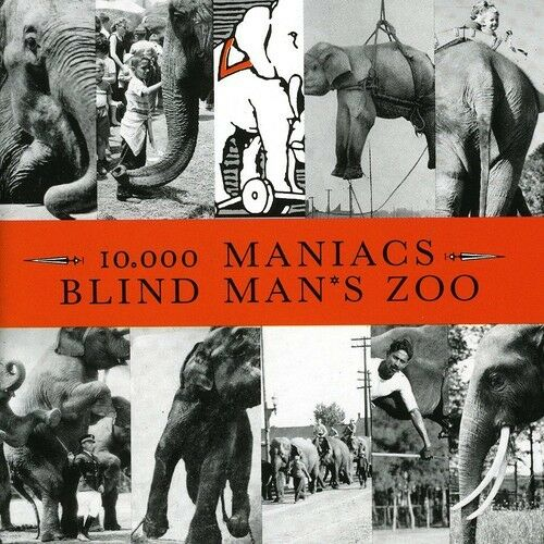 1 of 1 - 10,000 Maniacs - Blind Man's Zoo [New CD] Manufactured On Demand