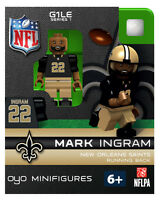 Mark Ingram Oyo Orleans Saints Nfl Figure Football G1 Rare
