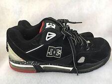 Dc Shoes Mens Versaflex Impact Fx Skate Shoe Size 12 M Leather Skateboard
