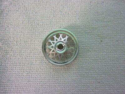 fixation roue 2 burago pièce détachée bugatti type 59 1934 1//18 1//18e 1//18ème