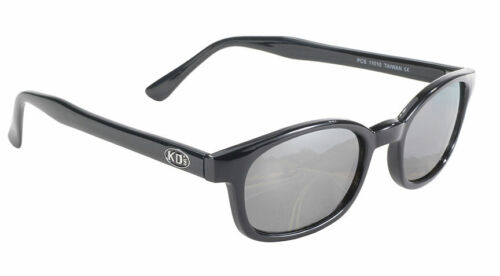 X KD Large Sons Of Anarchy Silver Mirror Sunglasses Samcro W//Pouch 11010