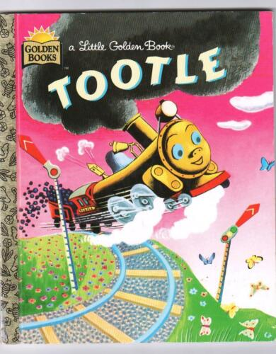 1 of 1 -  A Little Golden Book TOOTLE Gertrude Crampton hardback almost as new later ed.
