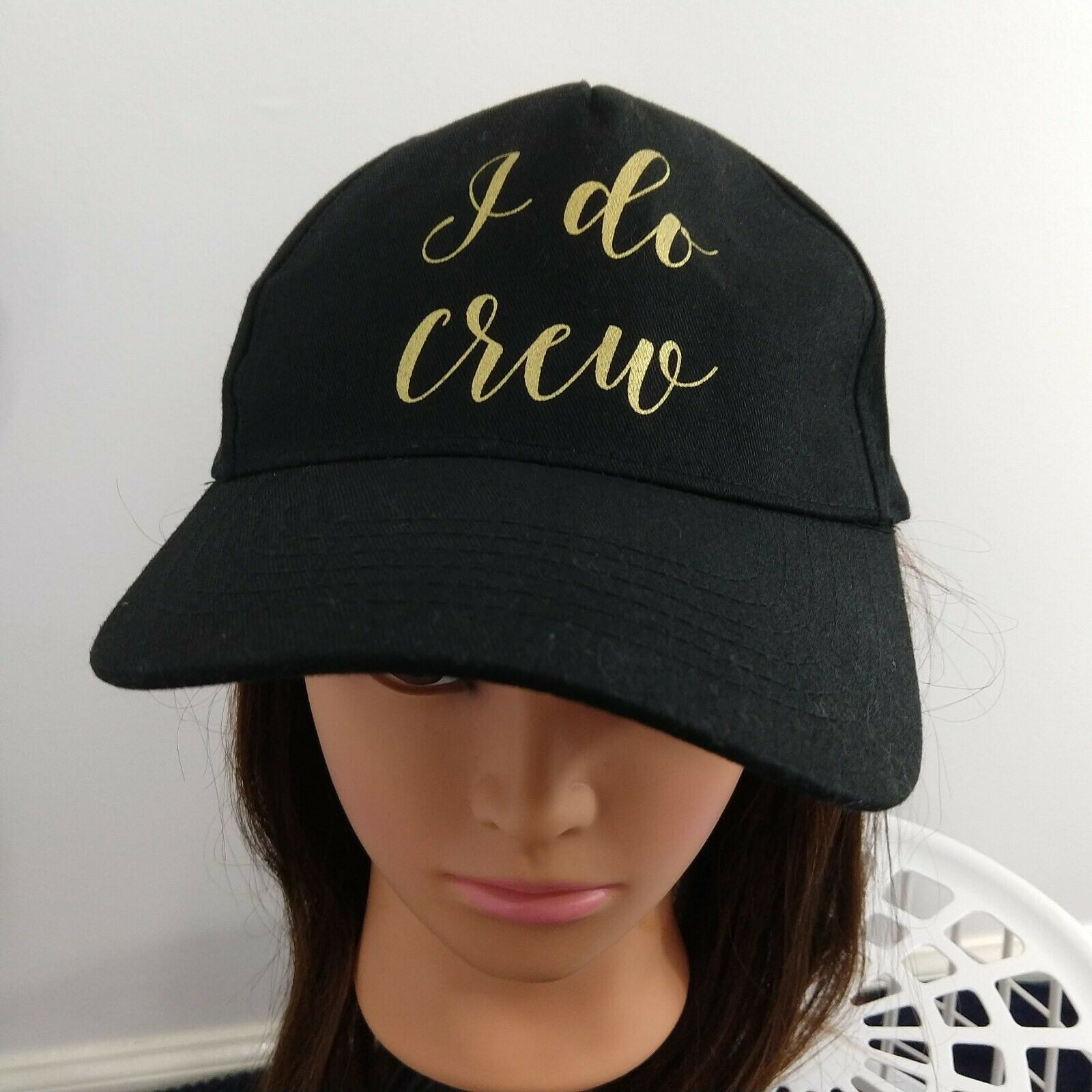 Wedding Hat I Do Crew Bachelorette Bachelor Party Hat