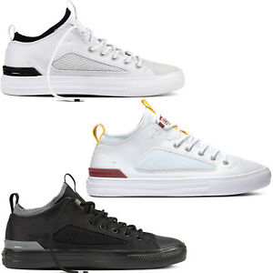 Converse-CT-All-Star-Ultra-B-uf-Baskets-pour-Hommes-Chaussures-Patins-Mid-Tops