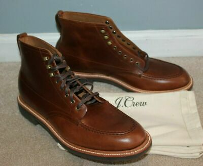 Kenton Leather Pacer Boots Sz 11.5