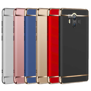 For-Huawei-Mate-9-10-10-Pro-Luxury-3in1-Electroplating-Stylish-Case-Cover