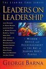 Leaders on Leadership: Wisdom, Advice and Encouragement on the Art of Leading God's People by Baker Publishing Group (Paperback / softback, 1998)