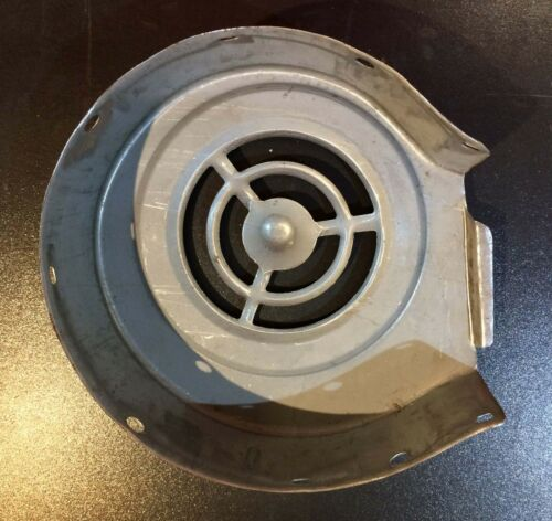 unpainted bare metal for Lambretta long fin Fly wheel cowl cover