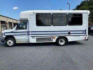 2012 Ford E-450 Body on Chassis Paratransit Van