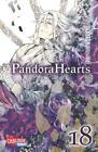 Pandora Hearts 18 von Jun Mochizuki (2014, Taschenbuch)