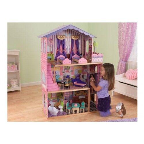 Kidkraft My Dream Mansion, Childrens Playtime Dollhouse Fun Kidsroom