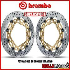 208B85925 KIT DISCHI FRENO BREMBO SUPERSPORT APRILIA RSV4 All models 1000cc 2017