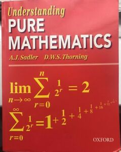 pdf understanding pure mathematics by a j sadler d w s thorning
