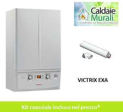 Caldaia immergas victrix exa 28 kw a condensazione kit for Caldaia immergas victrix exa 24 kw
