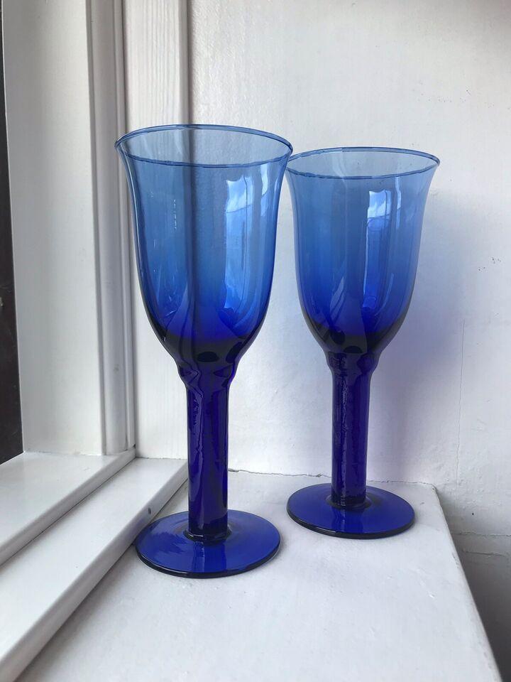 Glas, Fyrfadsstager eller drikkeglas