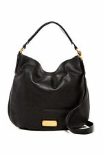 Marc By Marc Jacobs New Q Hillier Hobo Black Purse Handbag $428
