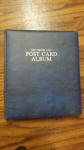 1972-Travel-Log-Postcard-Album-Writewell