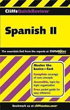 Spanish II (Cliffs Quick Review)