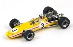 Mc Laren M5a Brm J.bonnier 1968 N.3 6ème Gp Italien 1:43 Spark S3124