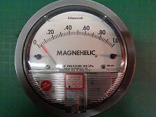 1 x Magnehelic Druckmesser