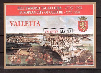 intern: Land Postfrisch 1036 Malta Michelnummer Block 16