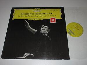 LP-BEETHOVEN-SYMPHONIE-4-KARAJAN-DG-138803