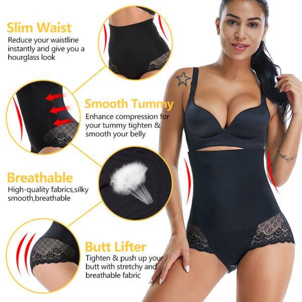Mieder Hot Shaper figurformende Taillenformer Miederhose Bauchweg Slip Shapewear
