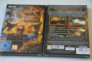 Narco-Terror-Kampf-gegen-das-Kartell-PC-2014-DVD-Box-Neu-New