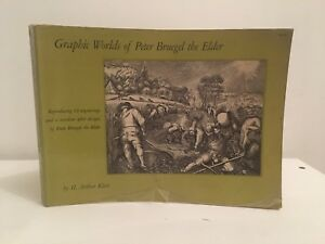 Graphic-Worlds-Of-Peter-Bruegel-The-Elder-H-A-Klein-63-Engravings-N-York-1963