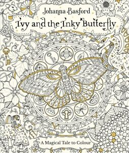 Image Is Loading New Ivy And The Inky Butterfly By Johanna