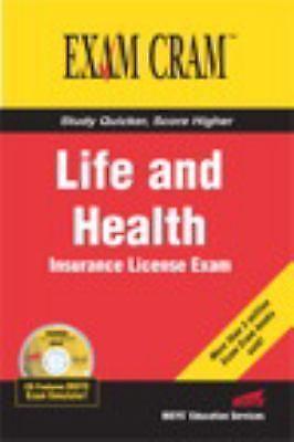 Life and Health Insurance License Exam Cram 4
