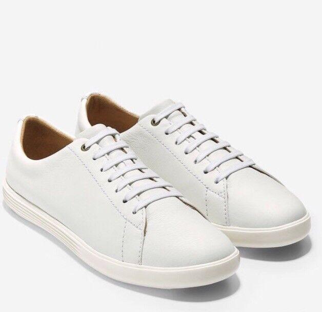 Cole Haan donna 65533;s Grand OS Crossecourt scarpe da  ginnastica -bianca Leather -Dimensione 11 -MSRP  130  Miglior prezzo