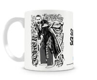 Suicide Squad The Joker Jared Leto Kaffee Becher Coffee Mug Tasse DC Comics