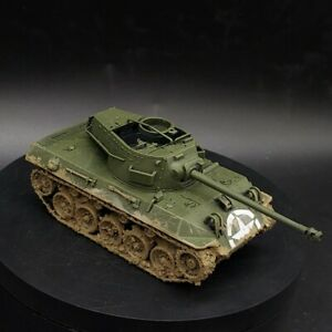 Dipinto 28mm BOLT ACTION US M19 HELLCAT Tank Destroyer #1 WARLORD GAMES Ww2