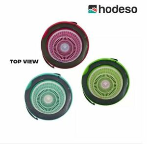 Hodeso-Mini-Magic-Spin-Mop-with-1-Extra-Mop-Head-BLUE