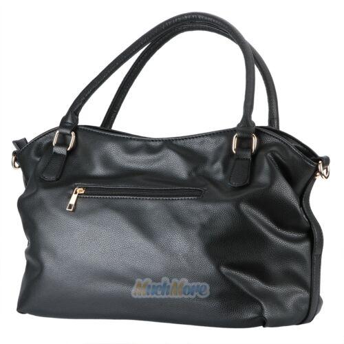 Fashion Women Handbag Shoulder Bag Tote Purse Leather Messenger Hobo Bag Satchel