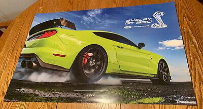 Shelby GT-500 Poster 24x36 #A