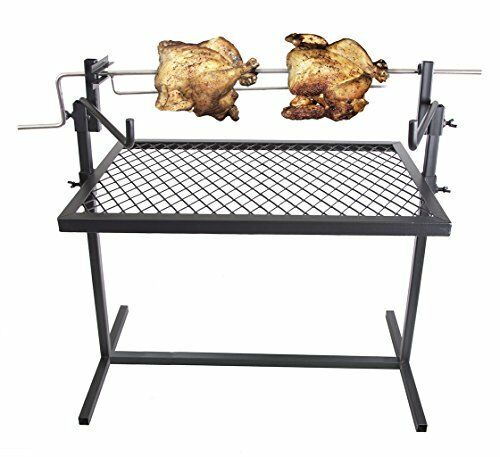 Heavy  Duty Cooking Grill redisserie Camping Equipment Kitchen Outdoor Campfire  choose your favorite