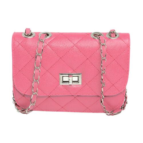 Fashion Women Faux Leather Messenger Satchel Crossbody Shoulder Bag Handbags