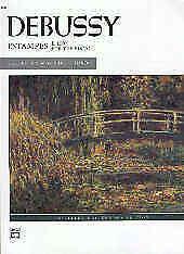 DEBUSSY ESTAMPES Masterwork Piano