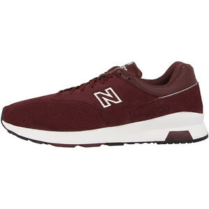 New Balance MD 1500 DP Scarpe borgogna MD1500DP Sneaker rosse 373 574 996 1300