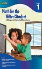 Math for the gifted student Grade 1 by Spark Notes (Paperback, 2013)