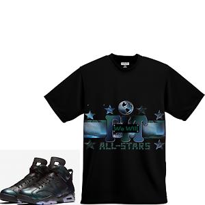4425ebce330dd3 We Will Fit shirt to match Retro Jordan VI 6 Gotta Shine Chameleon ...