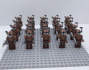 20x-Mandalorian-Troopers-Mini-Figures-LEGO-STAR-WARS-Compatible